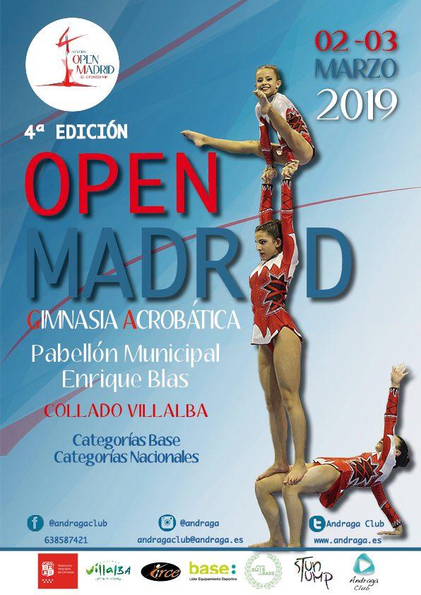 Open Madrid Acro